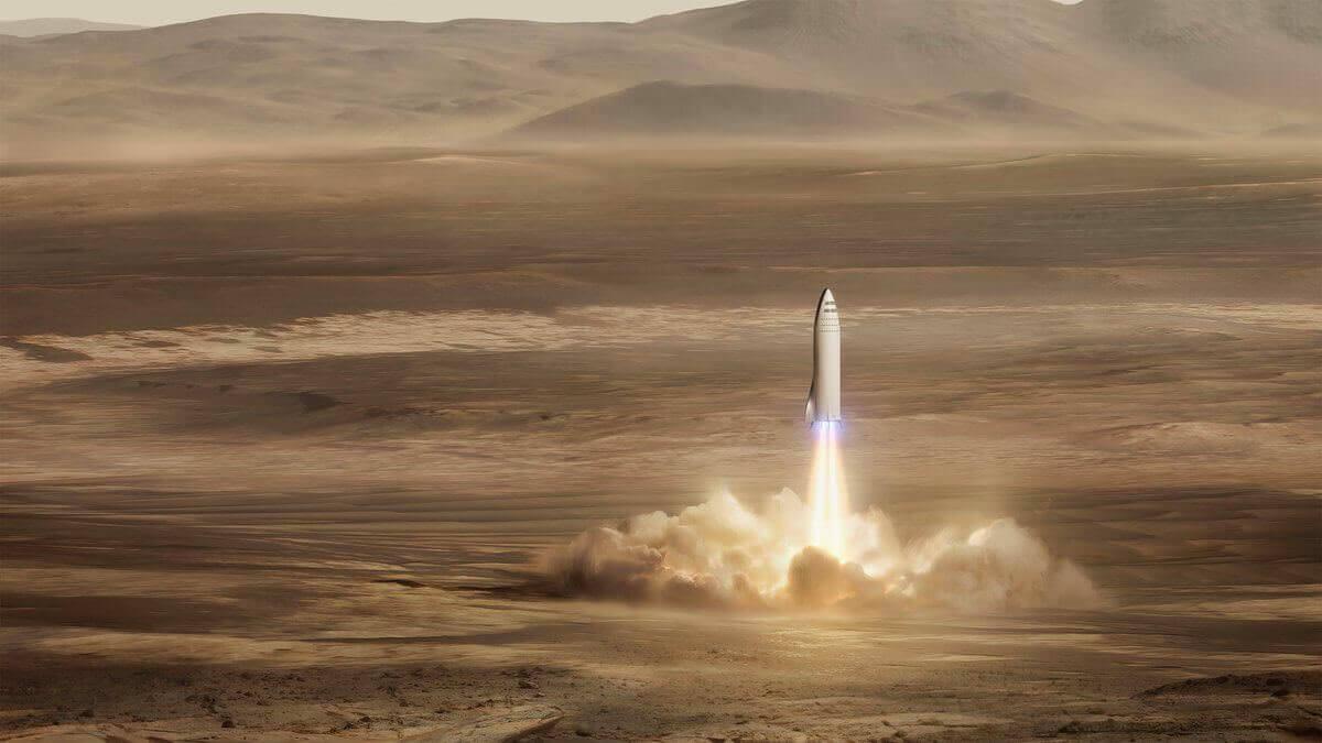 З Нью-Йорка до Шанхая за 40 хвилин. Ілон Маск розробляє транспортну ракету для громадської авіації