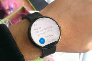 Технології Як працює і що вміє Viber на Android Wear android google Viber месенджери Розумний годинник