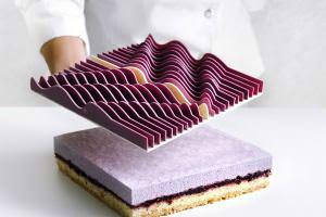 Технології Українка робить дивовижні торти за допомогою 3D-принтера 3d Їжа мистецтво новина україна