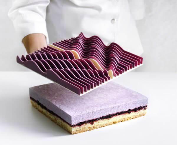 Українка робить дивовижні торти за допомогою 3D-принтера