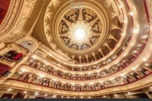 Технології Google запустив безкоштовний 3D-тур українськими оперними театрами 3d google новина україна