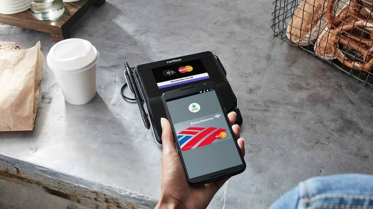 Сервіс безконтактної оплати Android Pay тепер працює і в Україні