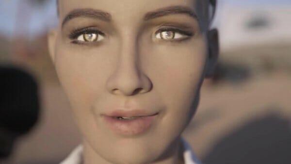 Робот зі штучним інтелектом отримав громадянство Саудівської Аравії