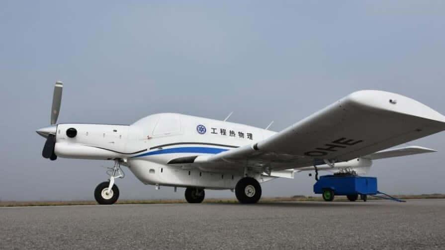 У Китаї пройшов випробування перший безпілотний вантажний літак