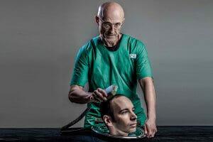 Технології Китайські хірурги вперше у світі пересадили голову людини здоров'якнрмедицинановинау світі