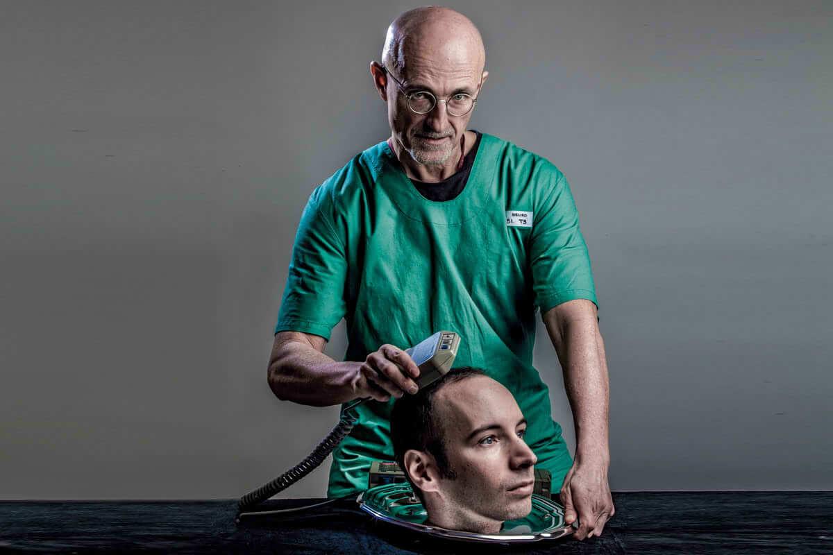 Китайські хірурги вперше у світі пересадили голову людини