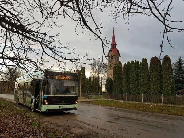В Україні працює лише один електробус вітчизняного виробництва
