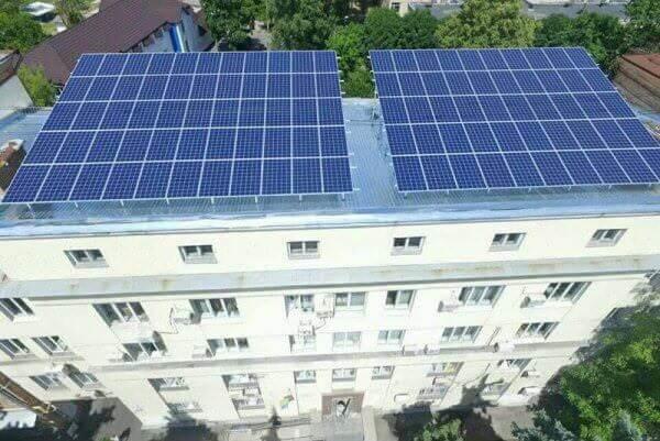 Уперше на Київщині бюджетна установа перейшла на сонячну енергію