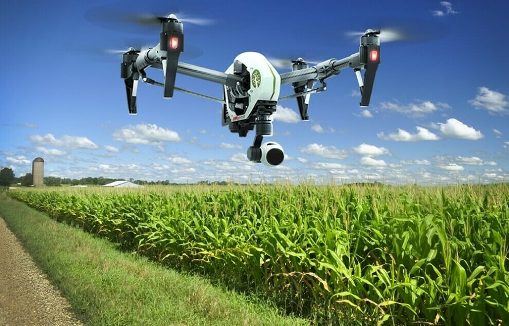Український проект збереження врожаю за допомогою дронів переміг на конкурсі у Торонто