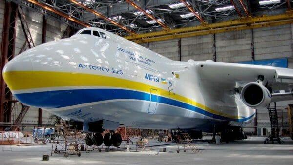 «Антонов» збільшив авіаперевезення на 26%, позбувшись договору з росіянами