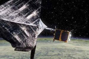 Технології Британські вчені спалюватимуть космічне сміття у атмосфері британія космос новина сша у світі