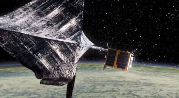 Британські вчені спалюватимуть космічне сміття у атмосфері