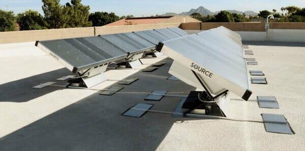 Винайдено сонячні гідропанелі, які можуть виробляти питну воду з повітря