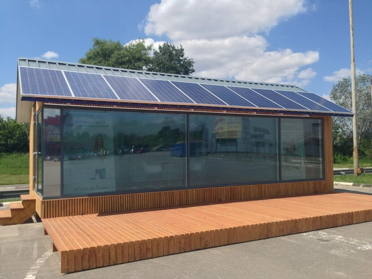 Українець друкує енергозберігаючі будинки для американського ринку на 3d-принтері