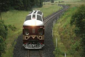 Технології В Австралії запустили потяг, який працює на сонячній енергії австралія енергетика новина транспорт