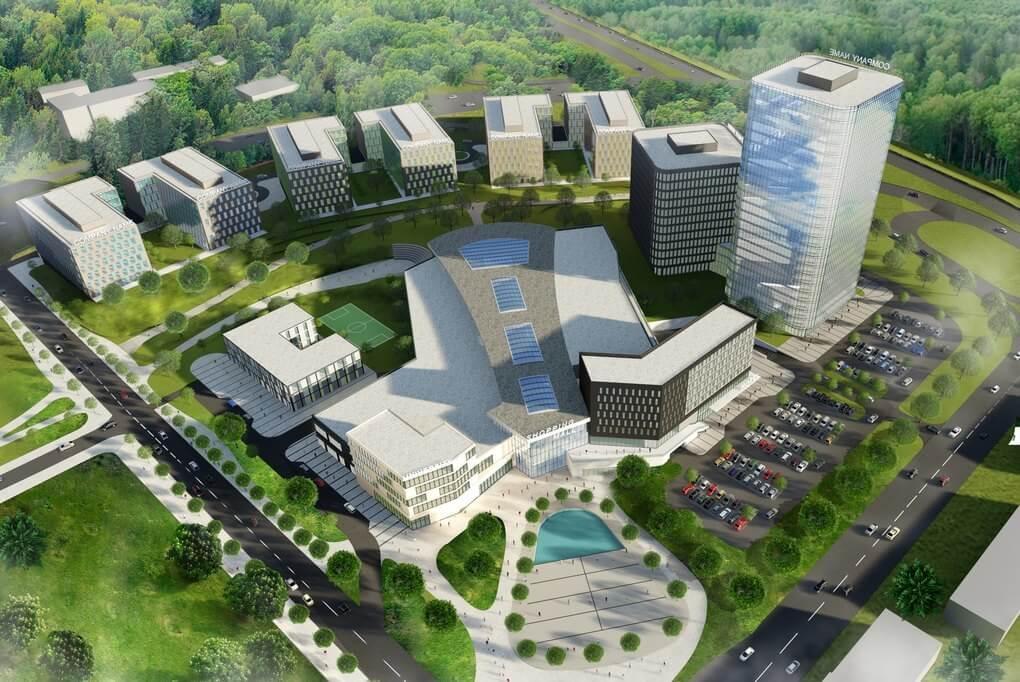 У Львові побудують найбільший в Україні IT-парк