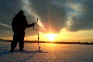Технології Держрибагентство створило інтерактивні карти, на яких позначені рибні «зимувальні ями» новина україна