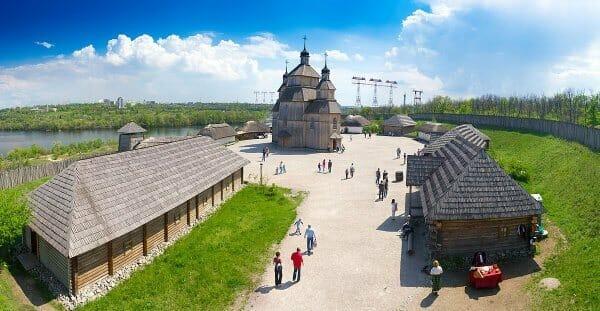 Google створив безкоштовні туристичні онлайн-карти Запорізької та Дніпропетровської областей
