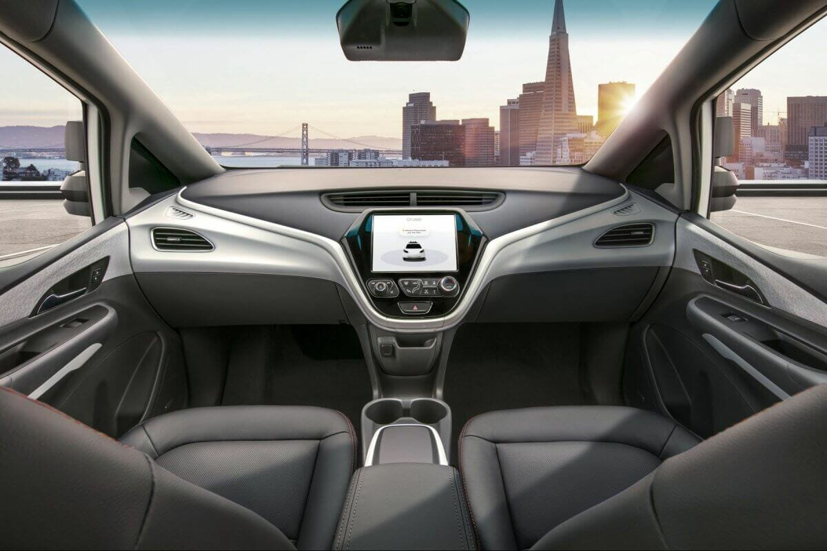 General Motors презентувала авто без керма та педалей