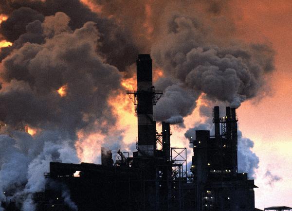 ТЕС і ТЕЦ будуть платити за викиди вуглекислого газу
