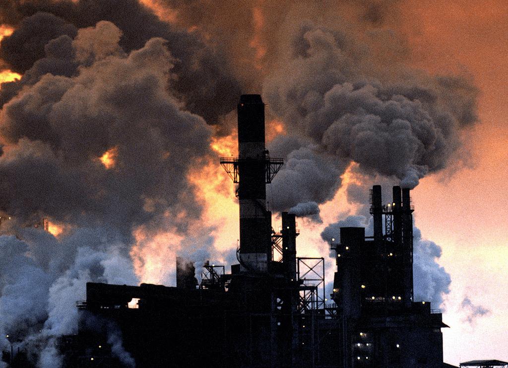Концентрація CO₂ в атмосфері перевищила історичний максимум, — дослідження