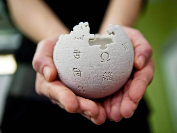 Статистика за 2017-й: українська вікіпедія посіла 19 місце за відвідуваністю в світі