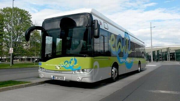 До 2025 року у Львові замінять 40% громадського транспорту на електричний