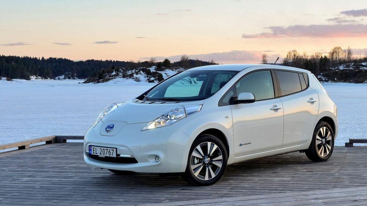 2017 року в Україні купили рекордну кількість електромобілів