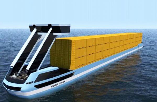 У Голландії 23 тисячі вантажівок замінять електричними баржами