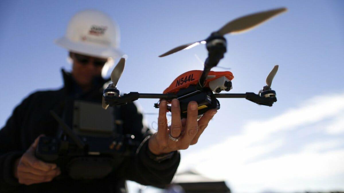 В Україні почнуть безкоштовно навчати «операторів дрона», першими студентами стануть ветерани АТО