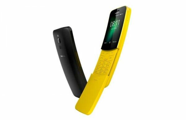 Легендарний телефон з «Матриці» Nokia 8110 повертається у продаж