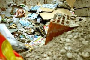 Технології Винайшли пристрій, що переробляє будівельне сміття на будматеріали екологія новина сміття сша у світі