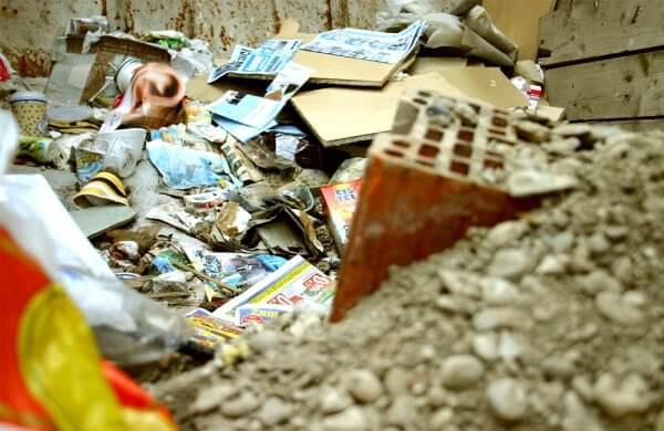 Винайшли пристрій, що переробляє будівельне сміття на будматеріали