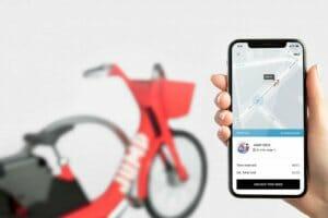 Життя Uber запустив сервіс із прокату електровелосипедів Uber Bike uber новина сервіс сша
