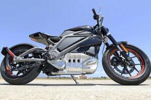 Технології Harley-Davidson запустить на конвеєр свій перший електробайк новина сша транспорт