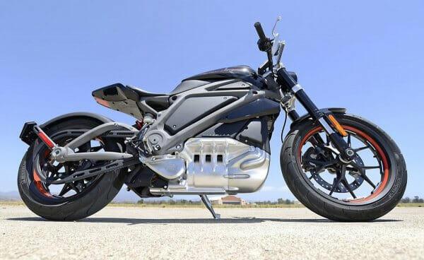 Harley-Davidson запустить на конвеєр свій перший електробайк
