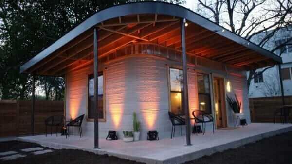 У США вперше у світі створили повноцінний будинок на 3D-принтері