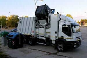Життя «Богдан» розробить для Данії електричний сміттєвоз авто електромобіль новина транспорт україна
