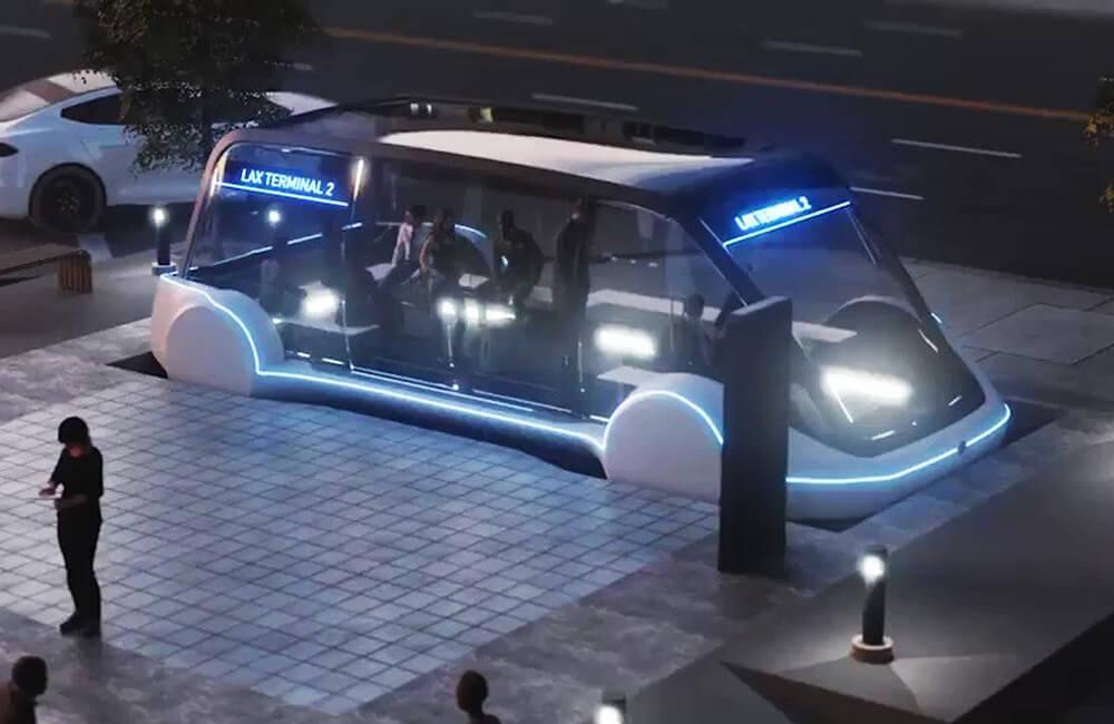 Ілон Маск замінить метро на підземний безпілотний електробус