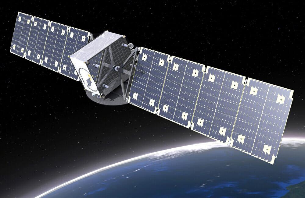 SpaceX запустила супутники для роздачі інтернету з космосу