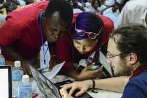 Життя У Сьєрра-Леоне пройшли перші в світі вибори президента на блокчейні Блокчейн новина