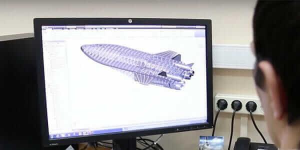 Україна розробляє для Саудівської Аравії літак для виводу супутників на орбіту