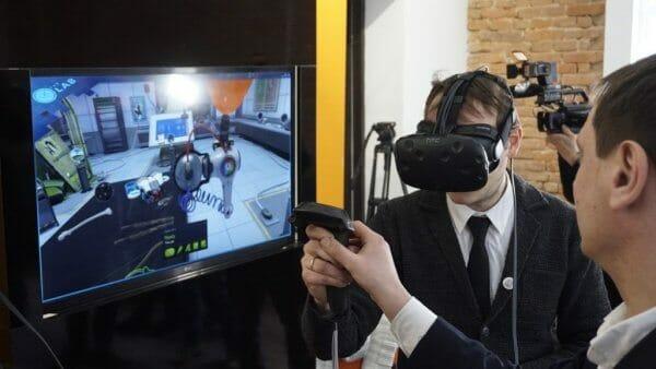 У Львові відкрили першу в Україні лабораторію віртуальної реальності