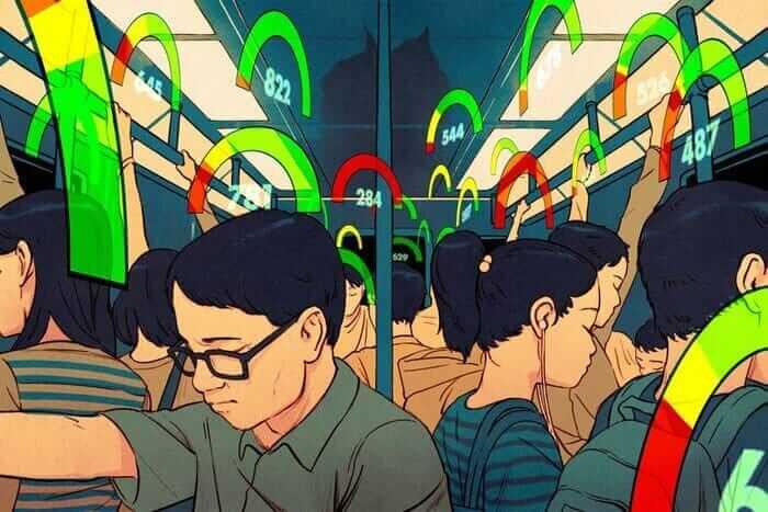 Китай визначатиме цінність жителів на основі їхньої поведінки та історії покупок