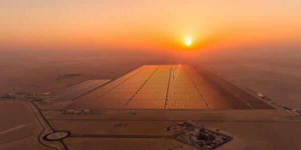 У пустелі Сахара будують найбільшу в світі сонячну електростанцію