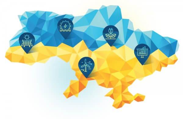 В Україні запустили онлайн-базу проектів відновлюваної енергетики