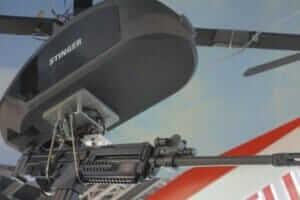 Технології У Сінгапурі створили бойовий дрон із кулеметом Доповнена реальність дрон зброя новина Сінгапур