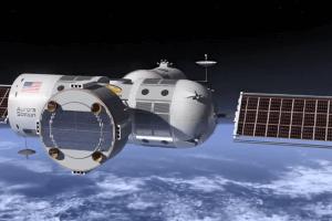 Технології 2022 року на орбіті відкриється перший космічний готель космос новина сша
