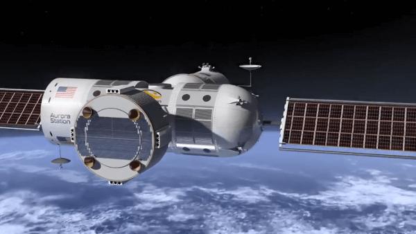 2022 року на орбіті відкриється перший космічний готель