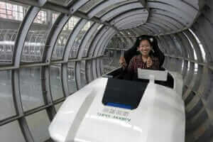 Технології Китай створить власний Hyperloop зі швидкістю звуку на магнітній подушці Hyperloop кнр новина транспорт у світі